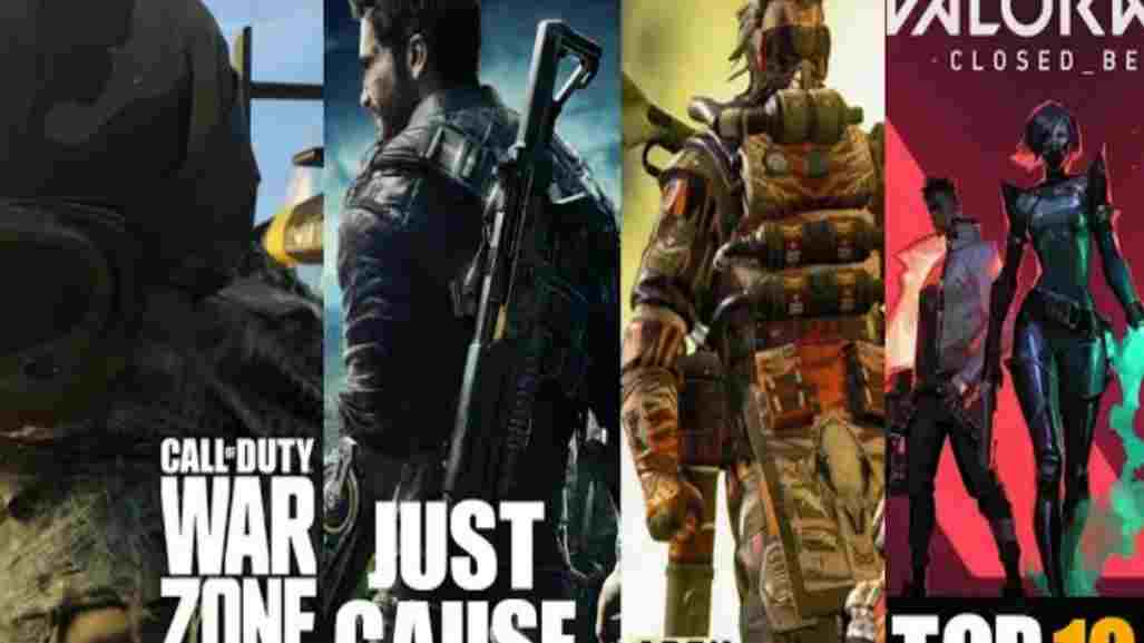 Upcoming New Games PC And Mobile Games New Games Of 2021