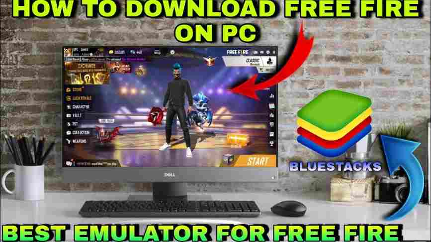 Free Fire Game Download For Pc - Install Free Fire for PC/ Laptop/ Mac 2021